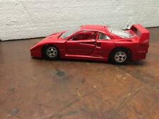 Ferrari diecast model car F40