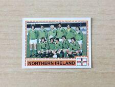 FIGURINE PANINI EUROPA 80 - FIGURINA N.223  SQUADRA - NORD IRLANDA - NEW