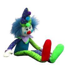 """Casper Clown Jouet Doux sewing pattern. Coloré Feutre 16"""" Tall doll"""