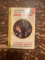 1965 Brightness by Elizabeth Jenkins Pocket Books Paperback