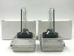 2х New Factory OEM Osram Germany Xenon D1S Bulbs HID Headligh Lamp Light Pair