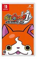NEW Nintendo Switch Yo-Kai Watch 1 for Nintendo Switch JAPAN youkai import game