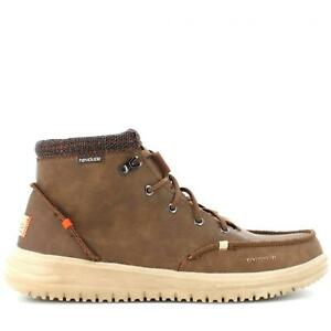 Hey Dude A21us man high shoes BRADLEY BROWN 113301500