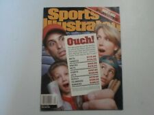 May 15, 2000 Ouch Ticket Prices Sports Illustrated NO LABEL Yankees Mets