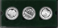 "AUSTRALIA SYDNEY 2000 OLYMPICS ""HOST CITY"" SET OF 3 PURE SILVER PROOF COINS"