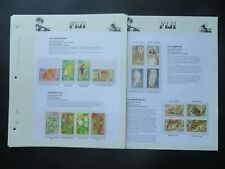 ESTATE: Fiji Collection on Pages, Great Item! (p2784)
