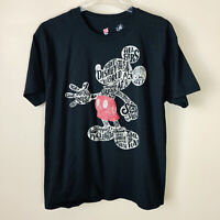 Mickey Mouse Graphic Tee Shirt Top Disney Parks Authentic womens Size XL