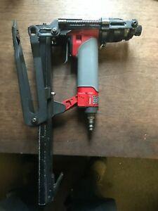 "Senco Model F-75 XLP Air Stapler 5/16""-5/8"" 18 GA Self Clinching Pneumatic"