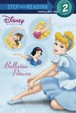 Ballerina Princess [Disney Princess] [Step into Reading] , RH Disney