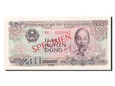 [#80765] Viet Nam, 2000 D<ox>ng, 1988, KM #107s2, UNC(65-70)