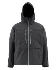 Simms Bulkley Jacket ~ Black NEW ~ Size 2XL ~ CLOSEOUT