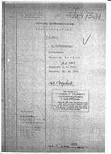 U-BOOT-KRIEG U 260 KOMMANDANT KLAUS BECKER KRIEGSTAGEBUCH 3.9.1944-25.10.1944