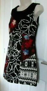 Joe Browns Tunic Pattern Top Size UK 12 NH190 MM 09