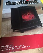 Duraflame Portable Heater Electric Fireplace DFS305-02