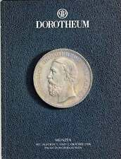 DOROTHEUM # 481 1995 WORLD COINS AND MEDALS ANCIENT
