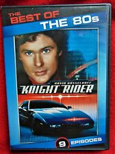 The Best of the 80s: Knight Rider ~ 2-Disc Dvd Set ~ 9 Episodes