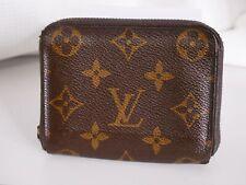 Louis Vuitton LOUIS VUITTON Monogram Zippy Coin Purse Coin Case M60067 #4107P