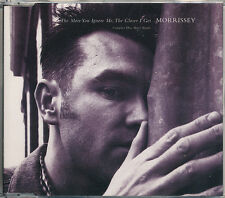 Morrissey The More You Ignore Me...RARE Out of Print Import CD single '94