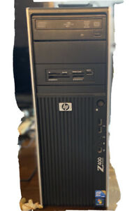 hp z400 workstation Intel Xeon W3565 3,2ghz 6gb Ram Quadro K620 - Keine hdd -