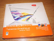 FREE SHIP LaPazz WP8060 USB Digital Design Tablet ONLY Tested Working in Box