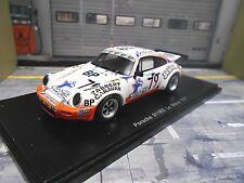 PORSCHE 911 Carrera RS 3.0 Le Mans 1977 #79 Ravenel Detrin Tabbert C Spark 1:43