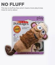 Petstages Stuffing Free Lil' Squeak Monkey Dog Toy Mini