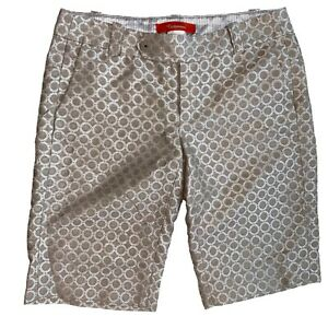 Anthropologie Bermuda Shorts Cartonnier Anthropologie Button Bermuda Shorts 4