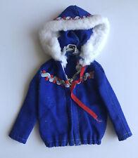 Vintage Mattel Barbie Skiing Queen #948 Jacket Only