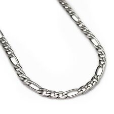 Pendant men's stainless steel figaro