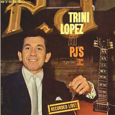 Trini Lopez / Trini Lopez AT PJ's - Vinyl LP 200g, Quality Records audiophil