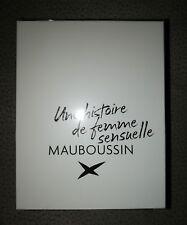 Parfum Femme Mauboussin 60ML EDP Eau de parfum Une histoire de femme sensuelle