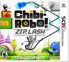 Chibi-Robo! Zip Lash 3DS New Nintendo 3DS, nintendo_3ds