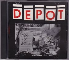 Depot - Home For Breakfast - CD (00101)