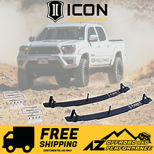 """ICON 1.5"""" Lift Rear Add a Leaf Kit Expansion Pack fits 96-19 Toyota Tacoma 51100"""