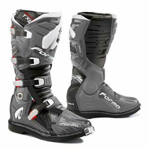 motorcycle boots | Forma Dominator TX pro motocross boots Unboxed mx dirt tech