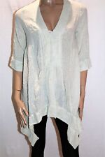 lounge Brand Beige Linen Overshirt Tunic Top Size XS BNWT #TO46
