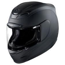 ICON AIRMADA RUBATONE Integralhelm Motorrad Sport Polycarbonat - schwarz