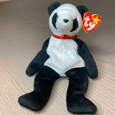 FORTUNE the Panda Ty Beanie Baby Swing Tag 1997 Tush Tag 1998