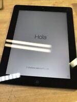 Apple iPad 2 16GB, Wi-Fi + Cellular A1396, 9.7in - BLACK IC LOCKED