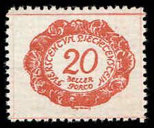 Scott # J4 - 1920 - ' Numeral '; Postage Due