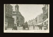 Gloucestershire Glos CHELTENHAM The High St Used 1904 PPC pub Burrow