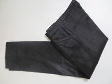 Stretch Hose ORSAY Satin Stretchhose 34 K ca 27 Bügelfalte Cigarette schwarz C41