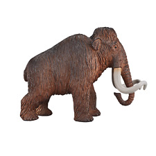 More details for mojo woolly mammoth model figure toy jurassic prehistoric figurine gift
