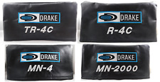 Drake 3 or 4 Line Signature Series 4 Piece Cover Set (Tr-3 Tr-4 R-4C T4-Xc, etc)