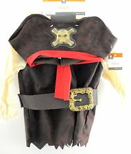 Youth Pirate Costume Small