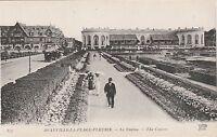 France - Deauville-La-Plage-Fleurie, Le Casino - 1910's Postcard