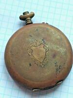 Swiss vintage pocket watch.