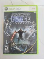 Star Wars The Force Unleashed Xbox 360 Game Free Fast Shipping