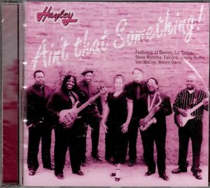 Hayley Records - AIN'T THAT SOMETHING! - Compilation - 15 Tracks - NEW/Sealed!