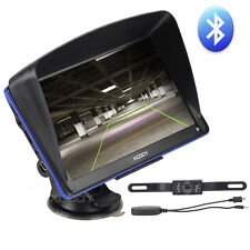 "XGODY 7"" 8GB Bluetooth Car GPS Navigation with Sunshade"